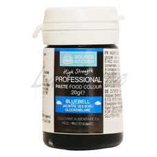 Краситель Squires Kitchen Paste Colour - Bluebell | la-torta.kz