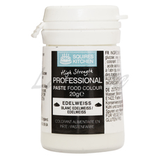 Краситель Squires Kitchen Paste Colour - Edelweiss | la-torta.kz